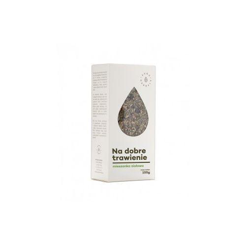 AURA HERBALS 155g Na dobre trawienie mieszanka ziołowa, Aura Herbals