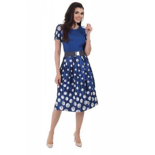 Sukienka wizytowa model 901 Blue
