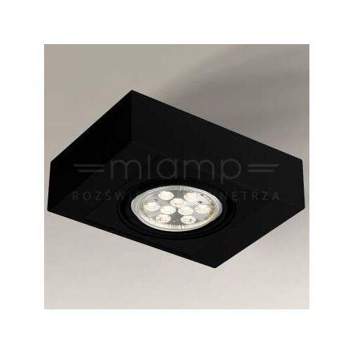 Koga H Sufitowa Shilo 1225, kolor biały;czarny