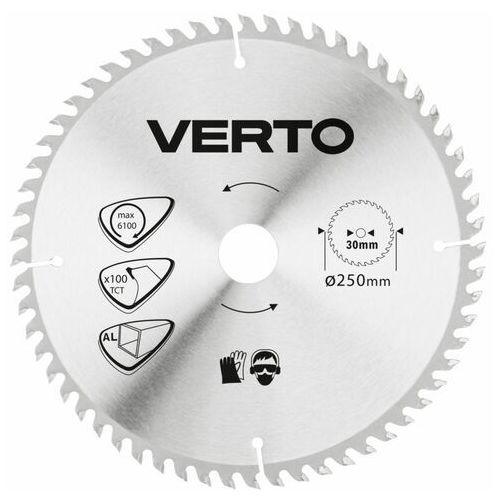 Tarcza do cięcia 61h108 250 x 30 mm do pilarki widiowa + darmowy transport! marki Verto