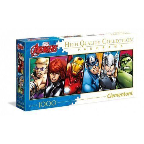 1000 elementów Panorama High Quality Avengers