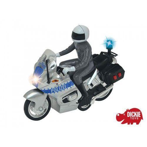 Dickie motor s.o.s. 15 cm. policja