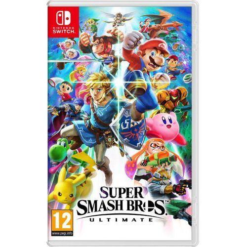 Super smash bros ultimate marki Nintendo