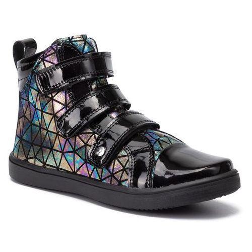Sneakersy BARTEK - 17364-6S/L9 Czarny