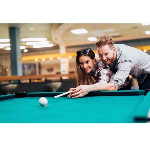 Indywidualna nauka gry w Pool Bilard dla 2 osób