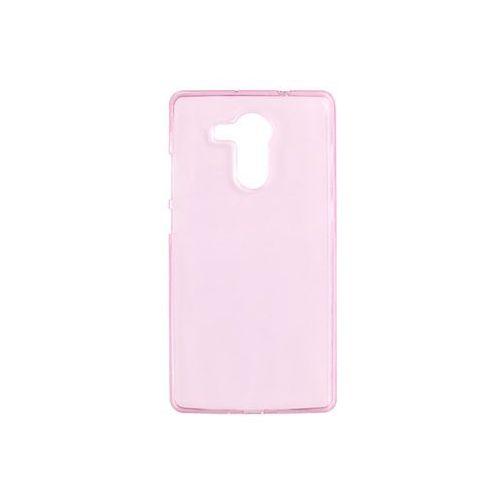 Etuo ultra slim Huawei mate 8 - etui na telefon ultra slim - różowy