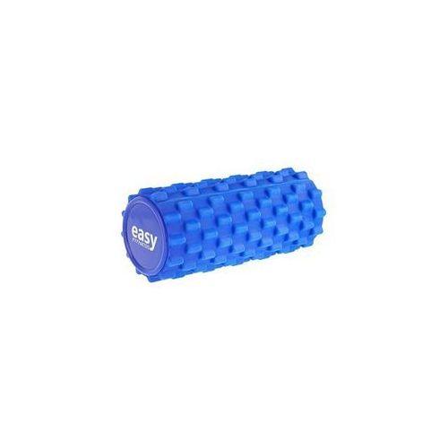roller do masażu- niebieski - niebieski marki Easy fitness