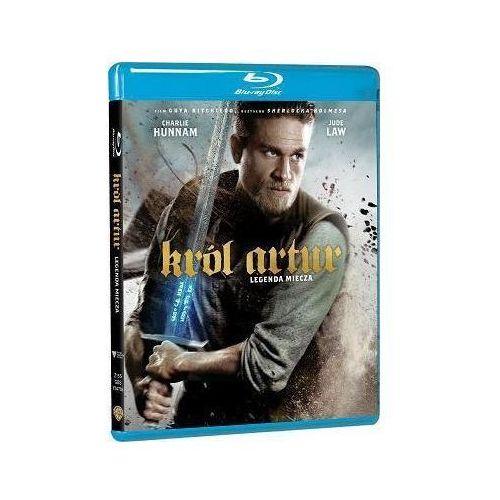 Król Artur: Legenda miecza (Blu-ray) - Guy Ritchie (7321999347055)