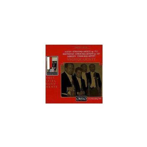 Orfeo Beethoven l / haydn j - streichq. op. 77 / 2, op. 18 / 3, op. 1