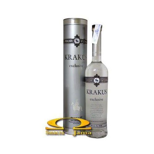 Wódka Krakus Exclusive w tubie 0,7l (5900190004954)