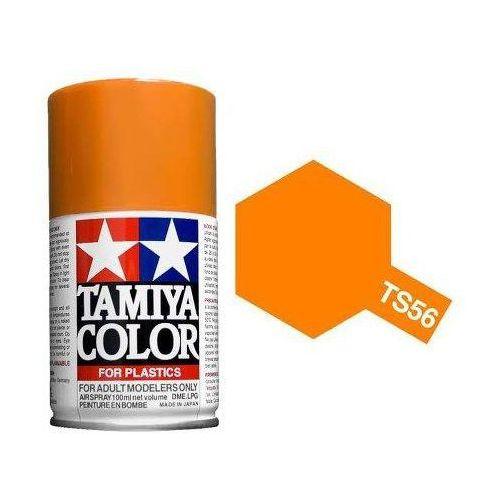 Farba modelarska spray ts56 brilliant orange marki Tamiya