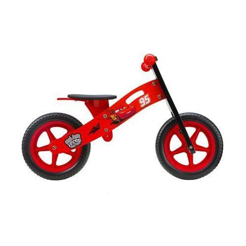 Rowerek biegowy drewniany cars (5902308599062)