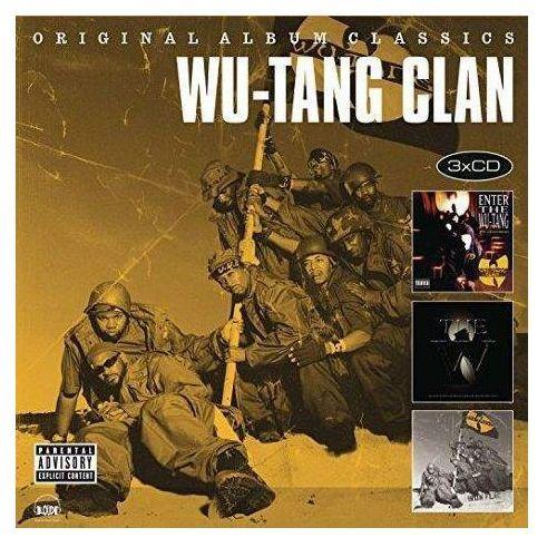 Wu-tang clan - original album classics [3cd] marki Columbia