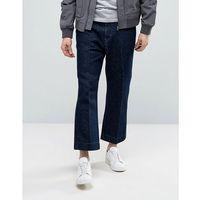 Weekday Bond Denim Trousers Carbonated - Blue