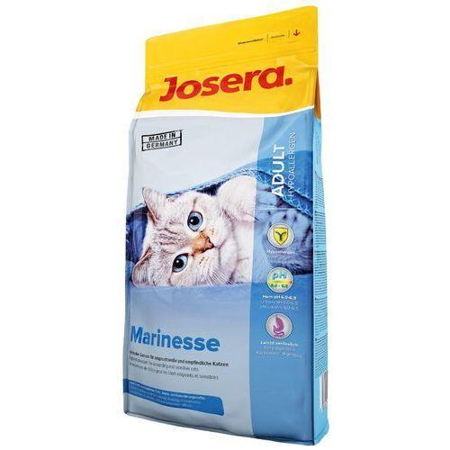 10 kg Josera + 5 l Tigerino Crystals żwirek gratis! - Marinesse, z łososiem (4032254742913)