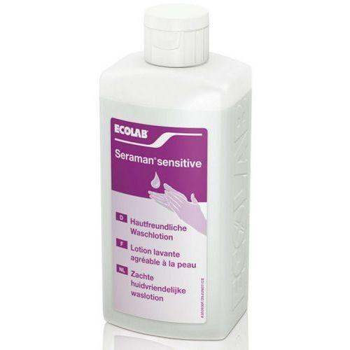 seraman sensitive łagodny preparat myjący 500ml marki Ecolab