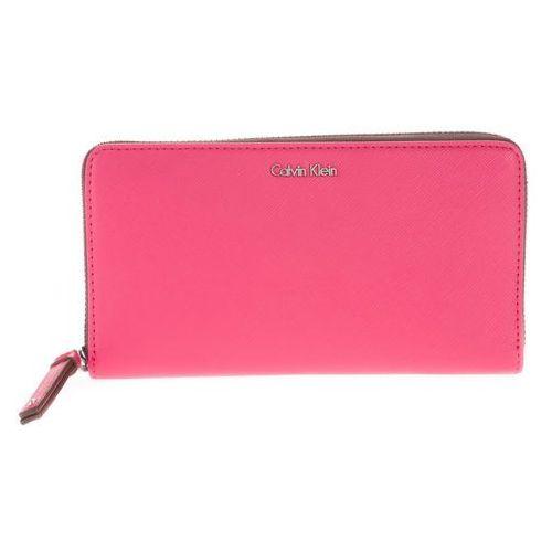 marissa portfel różowy uni marki Calvin klein