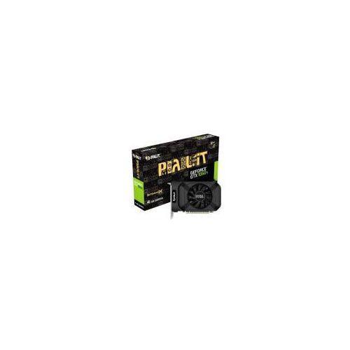 Karta graficzna Palit GeForce GTX 1050 Ti STORMX 4GB GDDDR5 (128 Bit) HDMI, DP, DVI, BOX (NE5105T018G1F) Szybka dostawa! Darmowy odbiór w 20 miastach! (karta graficzna)