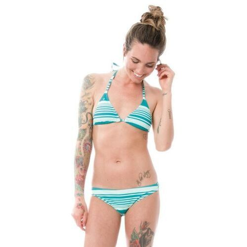 strój kąpielowy NIKITA - Strato Tropical Green Stripe (TGS) rozmiar: M