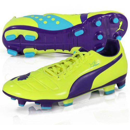 Puma Nowe buty piłkarskie korki evopower 3 fg r.42/27cm