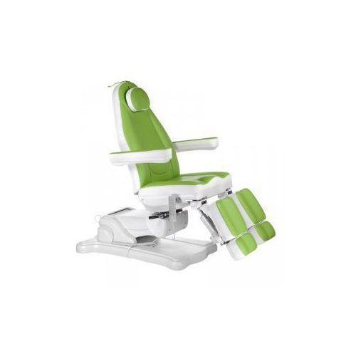 Vanity_b Elektryczny fotel kosmetyczny mazaro br-6672a zielony