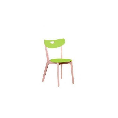 """Krzesło """"Pedro"""" - Limonka, kolor zielony"""