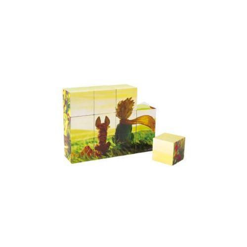 Hape kostki-puzzle mały książe (6943478013438)