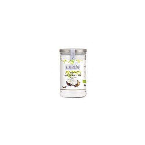 Olej kokosowy extra virgin bio 1l - bio planette marki Bio planete