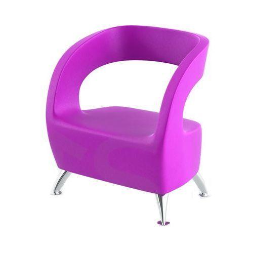 ovo fotel do poczekalni fryzjerskiej marki Panda