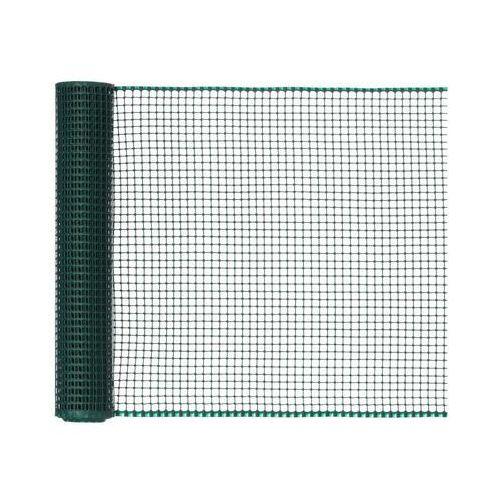 Nortene Siatka plastikowa 0.5 x 5 m zielona square