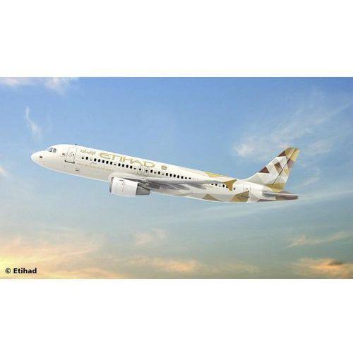 Model samolotu do sklejania Revell 03968, Airbus A320 Etihad Airways, 1:144