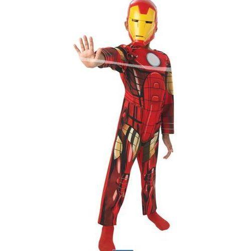 Iron Man - przebranie karnawałowe dla chłopca - rozmiar M z kategorii Pozostałe