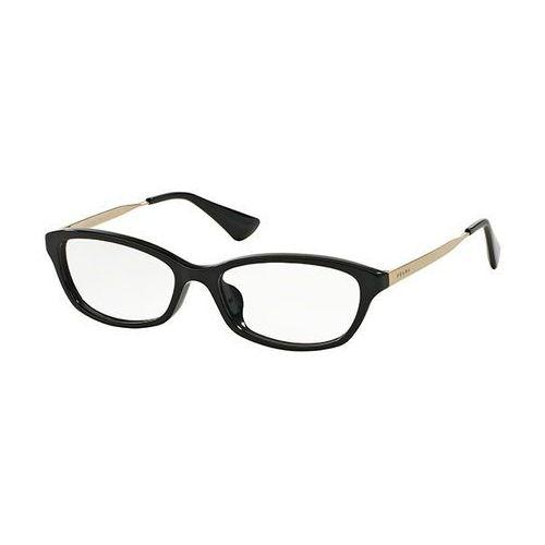 Okulary korekcyjne pr01rv 1ab1o1 marki Prada