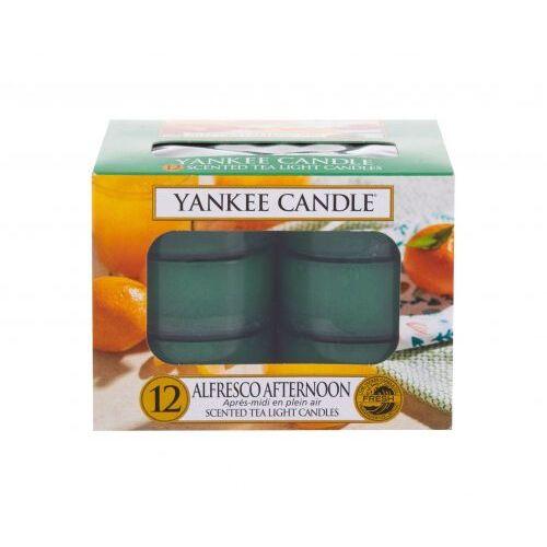 Yankee Candle Alfresco Afternoon świeczka zapachowa 117,6 g unisex (5038581063713)