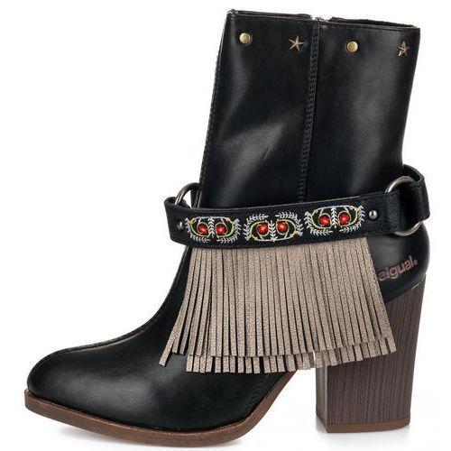 13078d42c031 s oliver buty zimowe damskie 37 czarne - Promocje na jesień