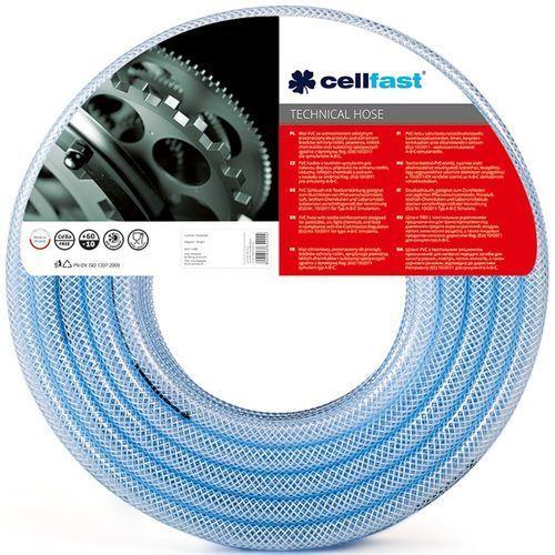 Wąż techniczny t10 25.0 x 4.0 mm (50 m) darmowy transport marki Cellfast