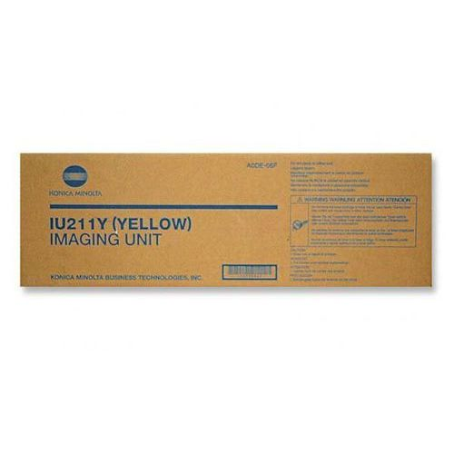 oryginalny bęben iu211y, yellow, a0de06f, 55000s, konica minolta bizhub c203, c253, marki Konica minolta