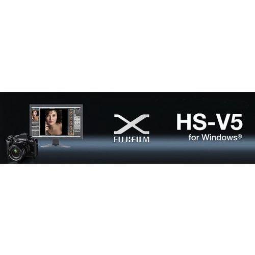 tethered shooting software hs-v5 do x-t1 marki Fujifilm