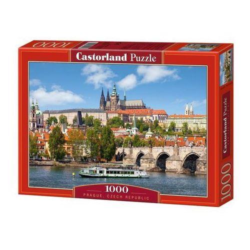 Castorland Puzzle 1000 elementów. praga czechy (c-102426-1)