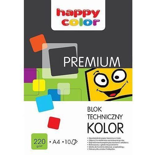 HAPPY COLOR BLOK TECHNICZNY PREM. A3 220g 10k KOLOR HAP.COLOR, 5905130107061