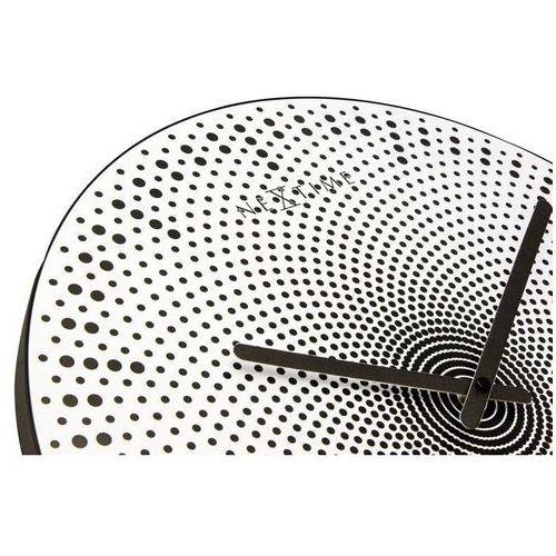Nextime Zegar ścienny dots (3131) (8717713015468)