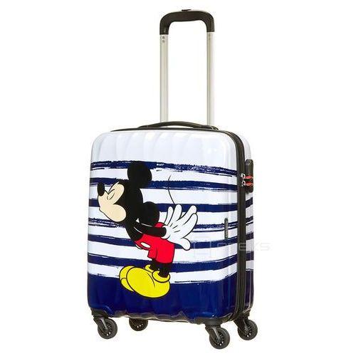 American tourister disney legends mała walizka kabinowa 20/55 cm / mickey kiss - mickey kiss