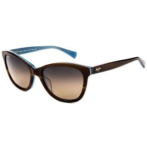Okulary słoneczne canna polarized hs769-03t marki Maui jim