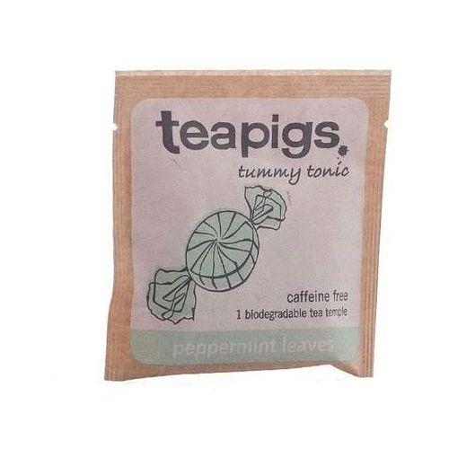 peppermint leaves - koperta marki Teapigs