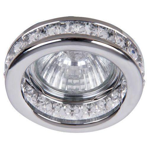 Lampa oprawa sufitowa Rabalux Spot Fashion 1x50W GU 5.3 chrom/przeźroczysty 1159