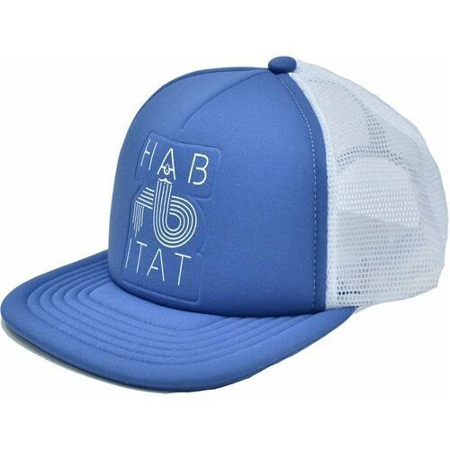 Czapka z daszkiem - hb low fi blue (modra) rozmiar: os marki Habitat