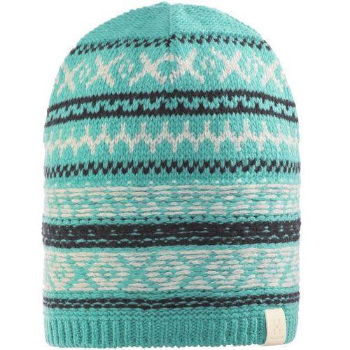 Haglöfs Lumi Nakrycie głowy turkusowy One size 2017 Czapki, kolor niebieski