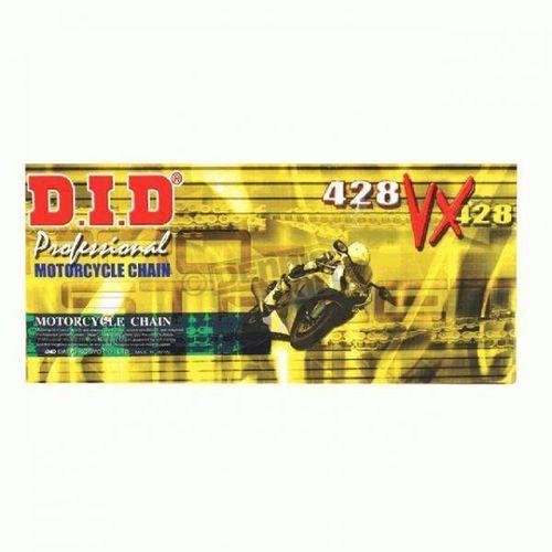 Ogniwo łączące zapinane łańcucha napędowego 428vx didcl428vx-fj marki Did