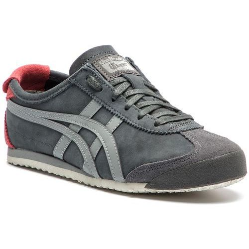 Asics Sneakersy - onitsuka tiger mexico 66 1183a148 dark grey/stone grey 020