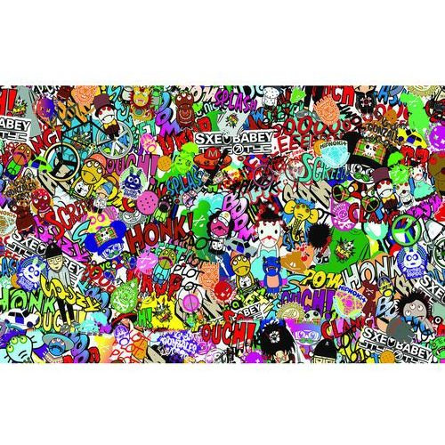 Hamron Folia stickerbomb cartoon 152x50 cm (7330571282080)
